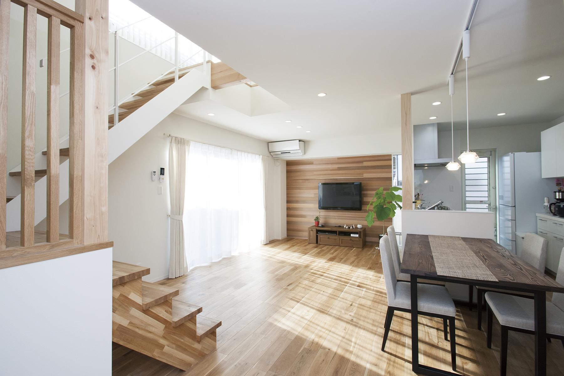長野で注文住宅を建てる!無垢材と集成材の違いをわかりやすく解説。